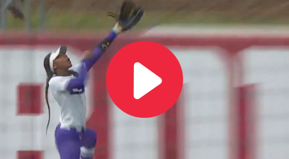 Aliyah Andrews' Leaping Catch Grew Her LSU Legacy