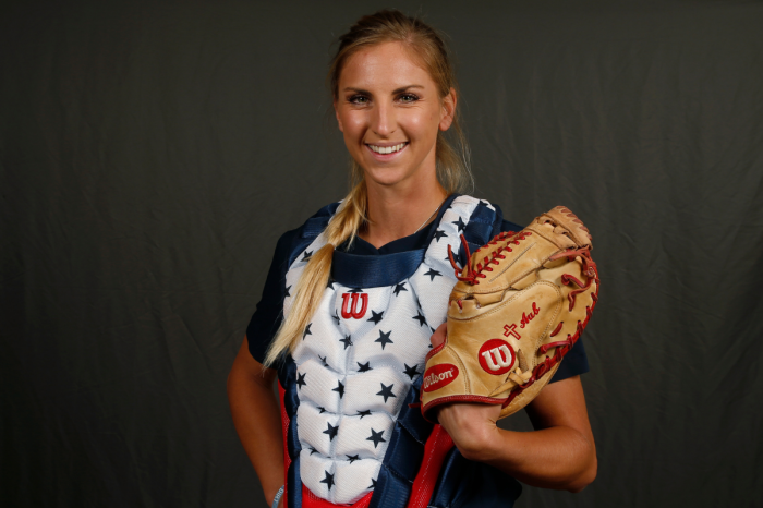 How Aubree Munro Became College Softball's Greatest Catcher Ever