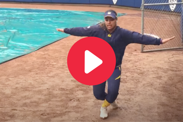 Softball Teams Get Into Fun Rain Delay Dance-Off