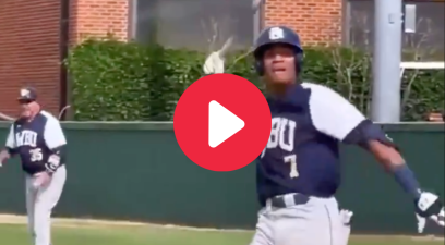 Controversial Home Run Celebration Lands Hitter in Hot Water