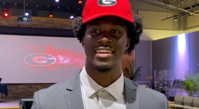 Nation's No. 4 Outside Linebacker Gives Georgia Another Future Stud
