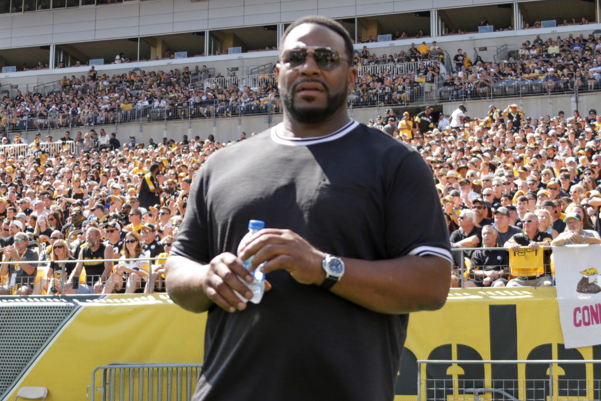 """What Happened to Jerome Bettis and Where is """"The Bus"""" Now?"""