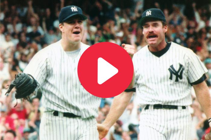 Jim Abbott's One-Handed No-Hitter is Still Inspirational