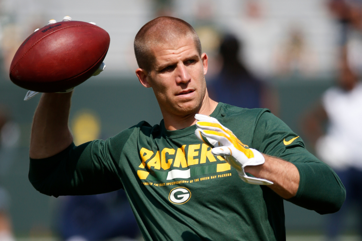 Jordy Nelson Retired Early, But Where is He Now?