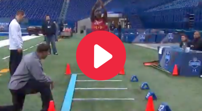 Julio Jones' NFL Combine Proved He's An Athletic Freak