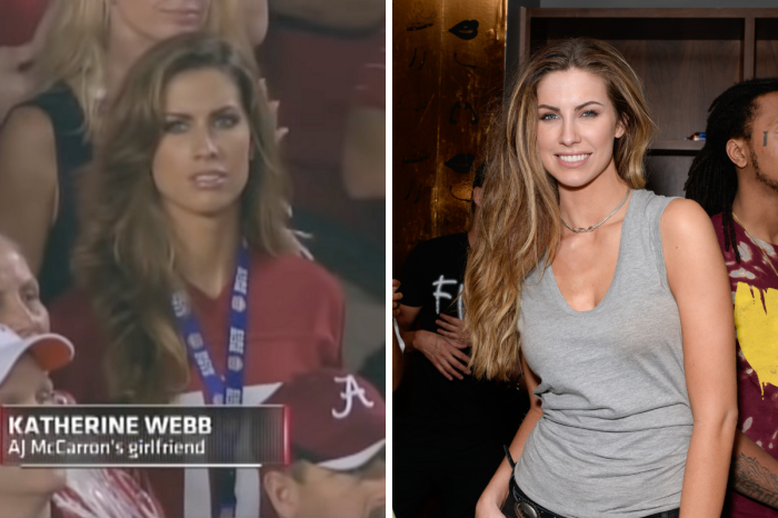 Remember Katherine Webb? She's Now a Mother of 3