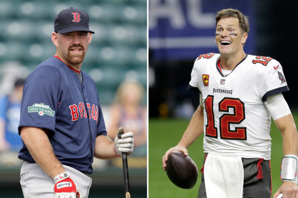Kevin Youkilis is Married to Tom Brady's Sister