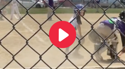 "Little Leaguer's ""Twerk"" Scoring Celebration Goes Viral"