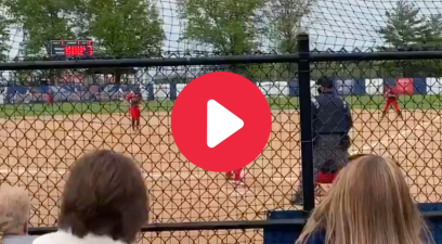 "HS Softball Pitcher Strikes Out 21 in ""Perfect"" Perfect Game"