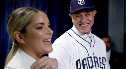 Manny Machado Married a Former MLB Slugger's Sister