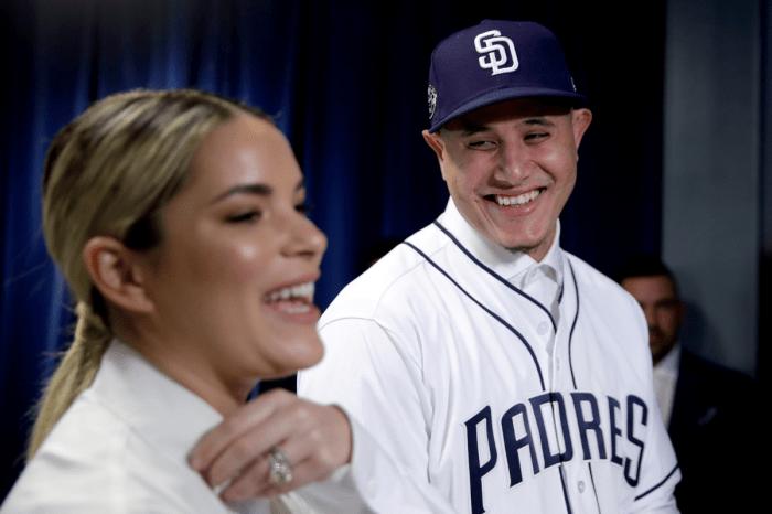 Manny Machado Married a Former MLB Slugger's Sister