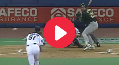 "Mark McGwire's ""538-Foot"" HR Off Randy Johnson is Still Mesmerizing"