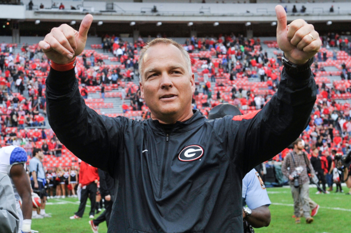 Mark Richt Brought Georgia Football Back, But Where is He Now?