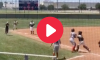 Mayde Creek Trick Play softball
