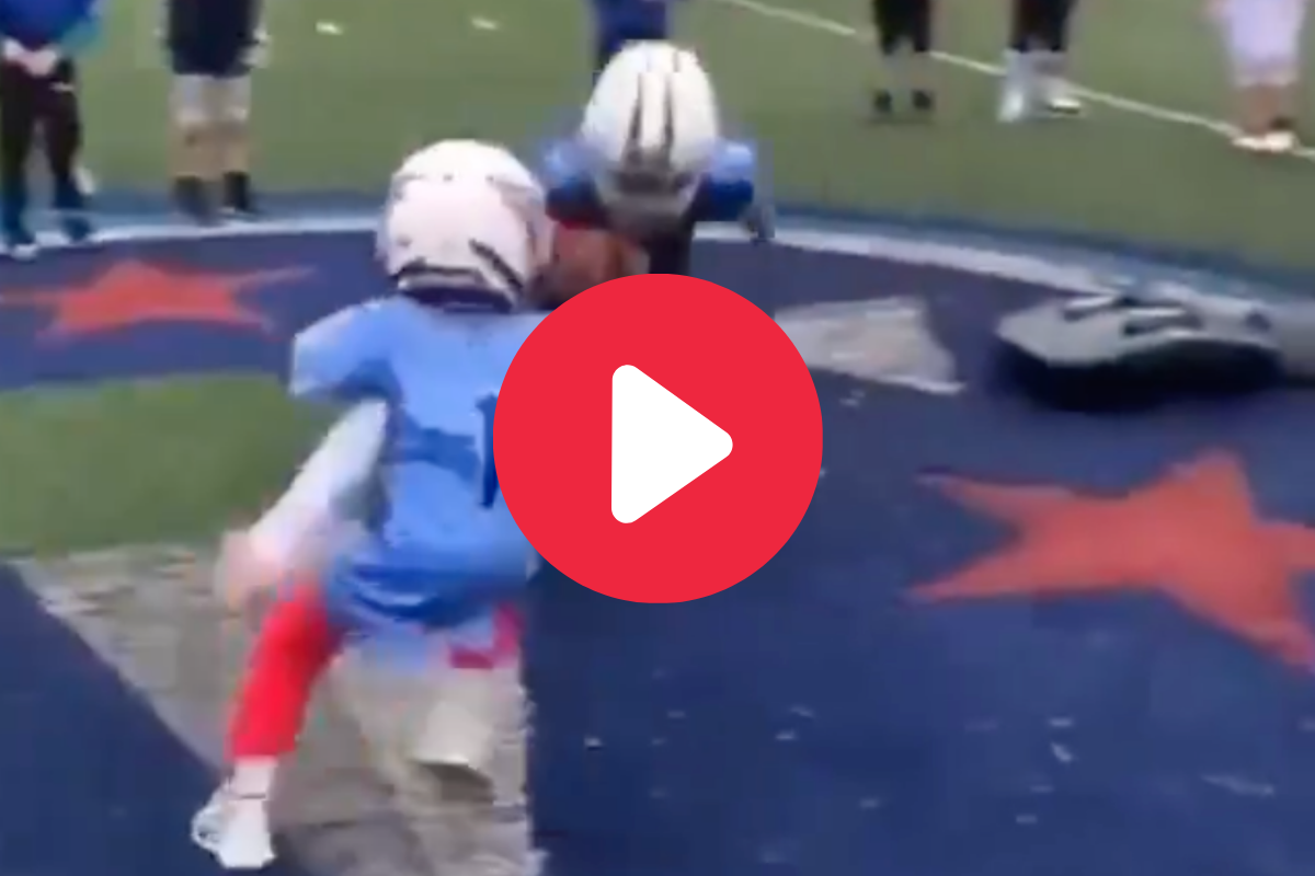 Controversial Pee Wee Hit Ignites Outrage from NFL Players