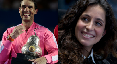 Rafael Nadal Married His Teenage Sweetheart