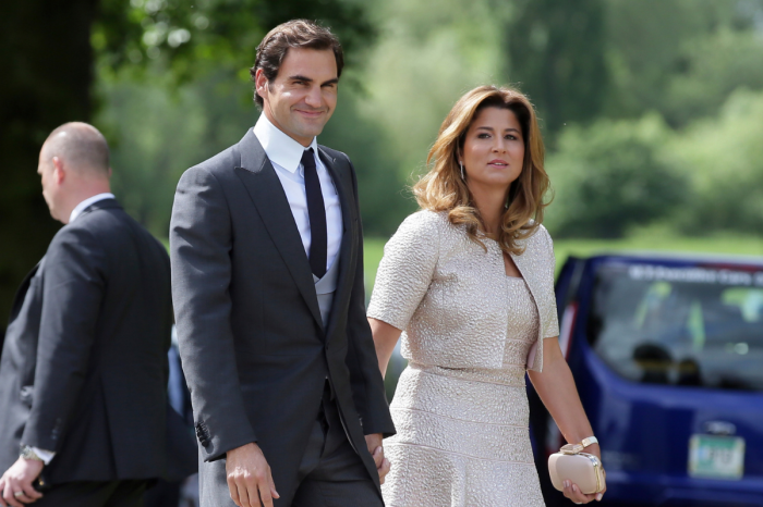 Roger Federer Fell in Love With a Former Pro Tennis Player
