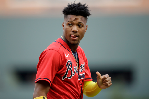Ronald Acuna Jr.'s Family Helped Mold Him for Baseball Stardom