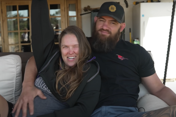 """Ronda Rousey Expecting """"Baddest Baby on the Planet"""" This Year"""