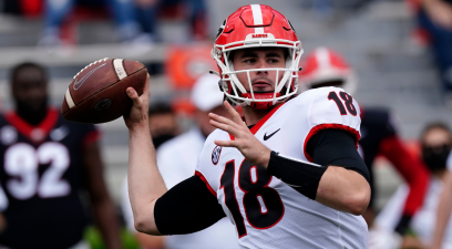 Georgia QB JT Daniels Projected as No. 1 NFL Draft Pick