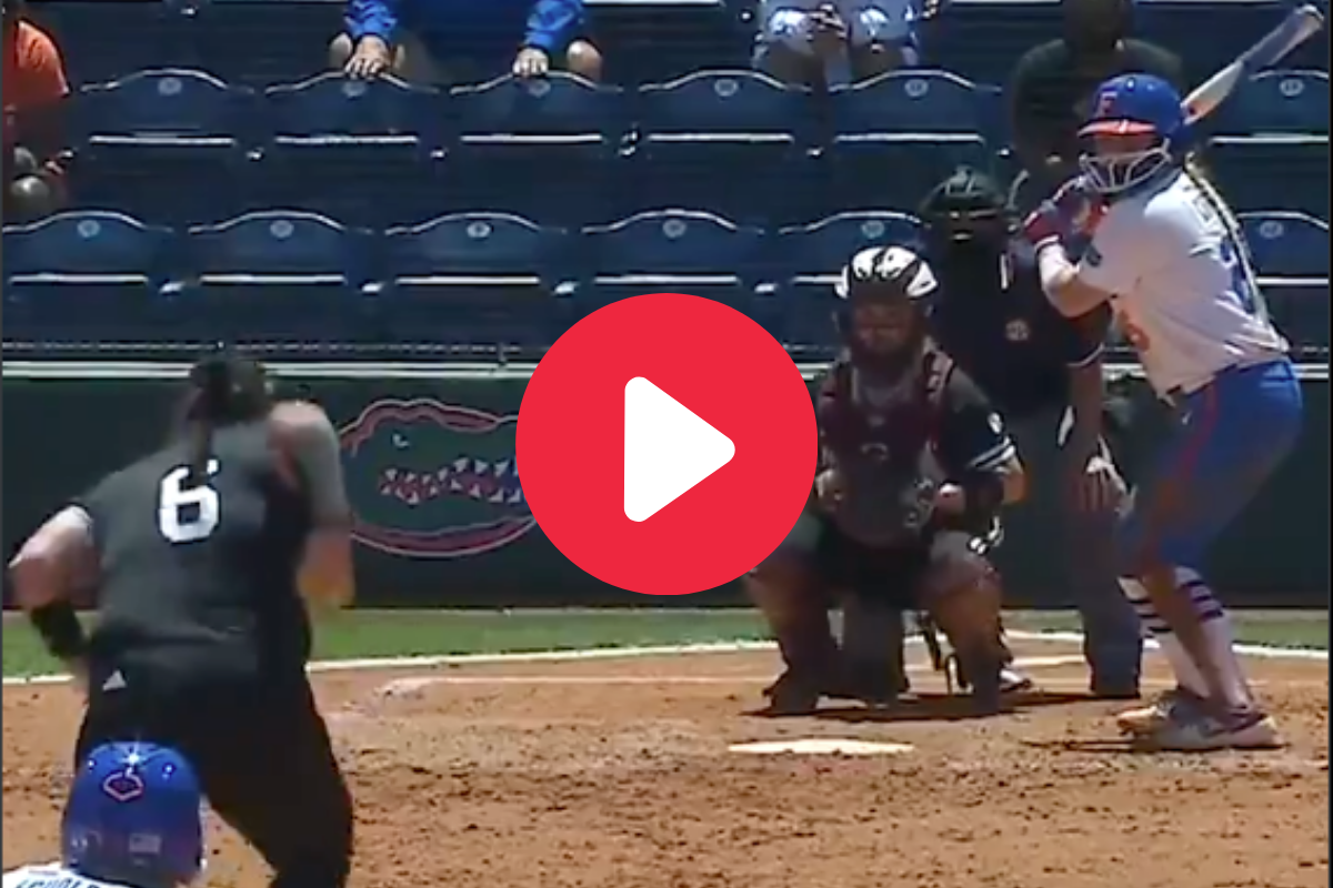 Julia Cottrill's Walk-Off Home Run Secured Florida's SEC Title