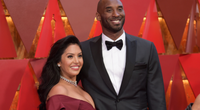 Kobe Bryant Met His Wife Vanessa at a Music Video Shoot