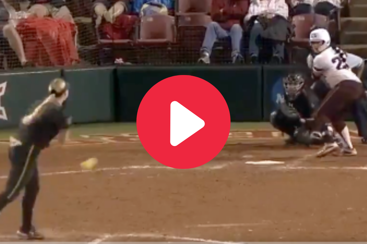 Haley Lee Smashes 25th HR Into Texas A&M Record Books