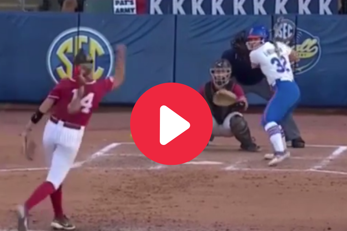 Montana Fouts Shatters SEC Tournament Strikeout Record