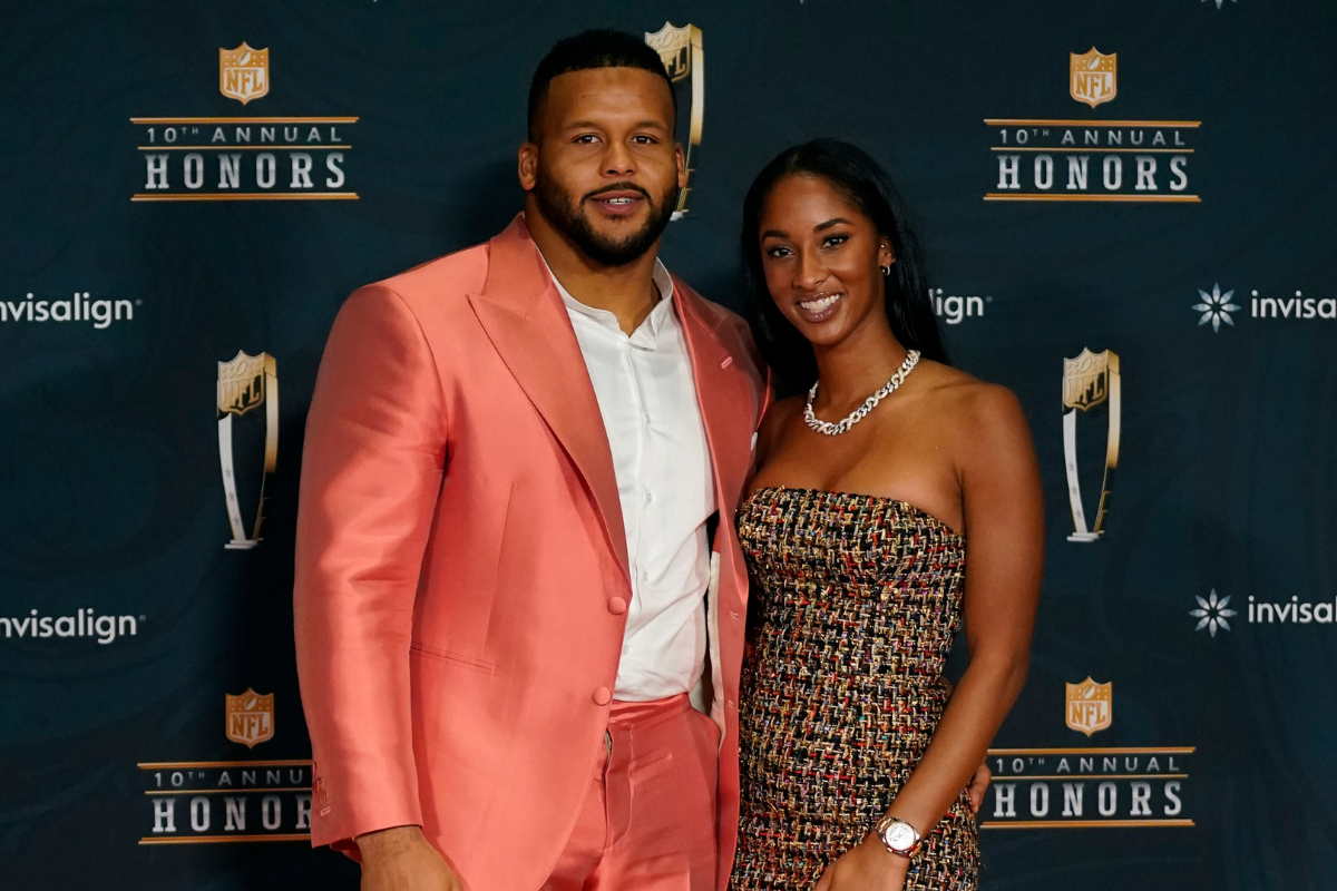 Who is Aaron Donald's Future Wife?