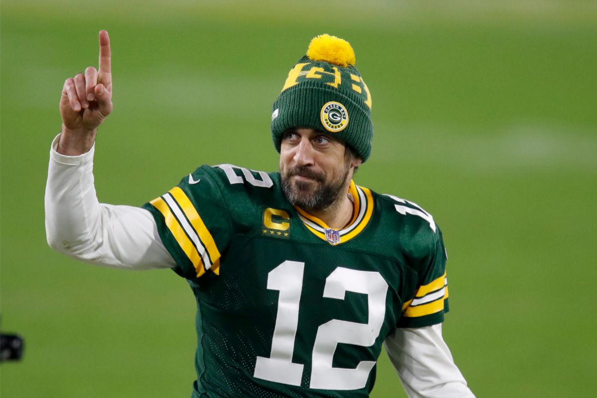 Aaron Rodgers' Net Worth Proves He Could Retire Today