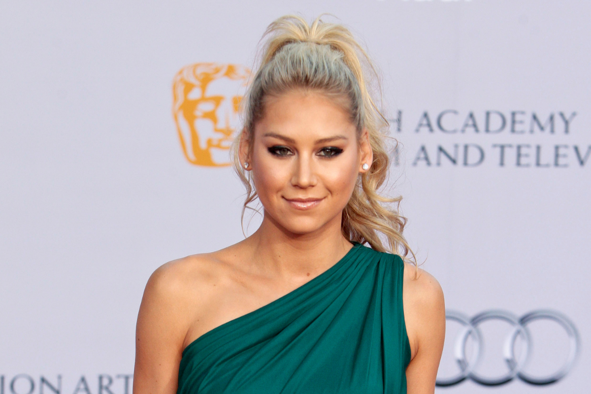 Anna Kournikova Started a Family With a Famous Singer After Tennis