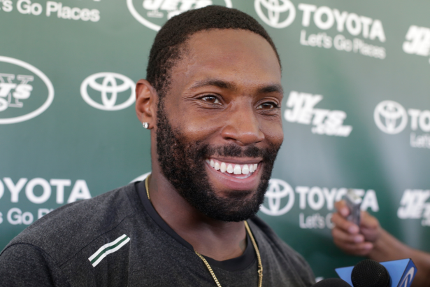 Antonio Cromartie Finds New Calling as Texas A&M Coach