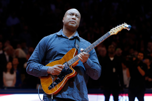 Bernie Williams Gave Up Baseball to Become a Musician