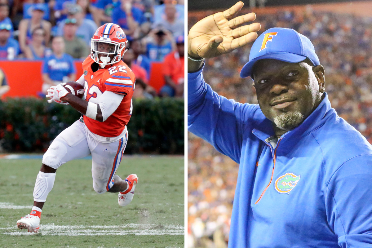 The 10 Best Running Backs in Florida Gators History, Ranked