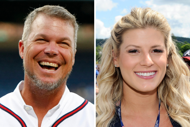 Chipper Jones Married a Playboy Playmate After Retiring With Millions