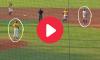 Georgia State Baseball Trick Play