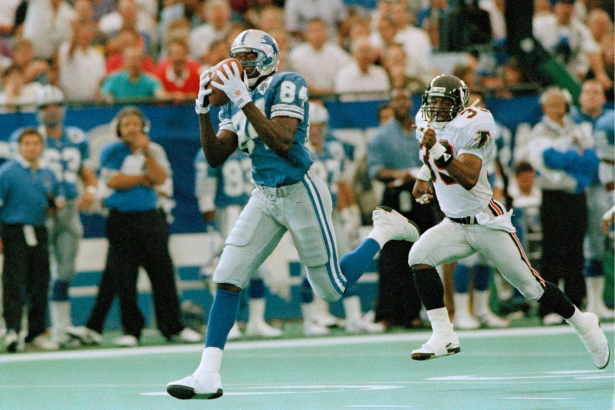 Herman Moore Was an Elite Receiver in the '90s, But Where is He Now?