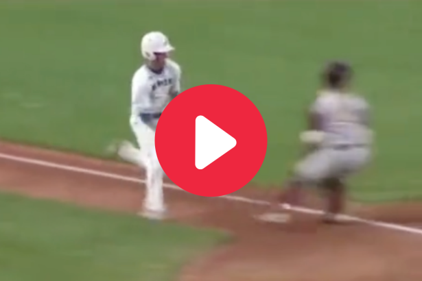 High Schooler Levels Catcher, Somehow Isn't Ejected