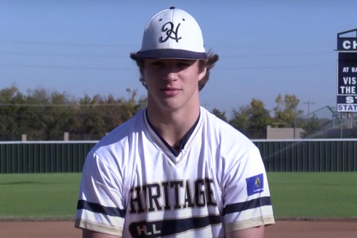 Meet Jackson Jobe: The High School Pitcher With Big League Stuff
