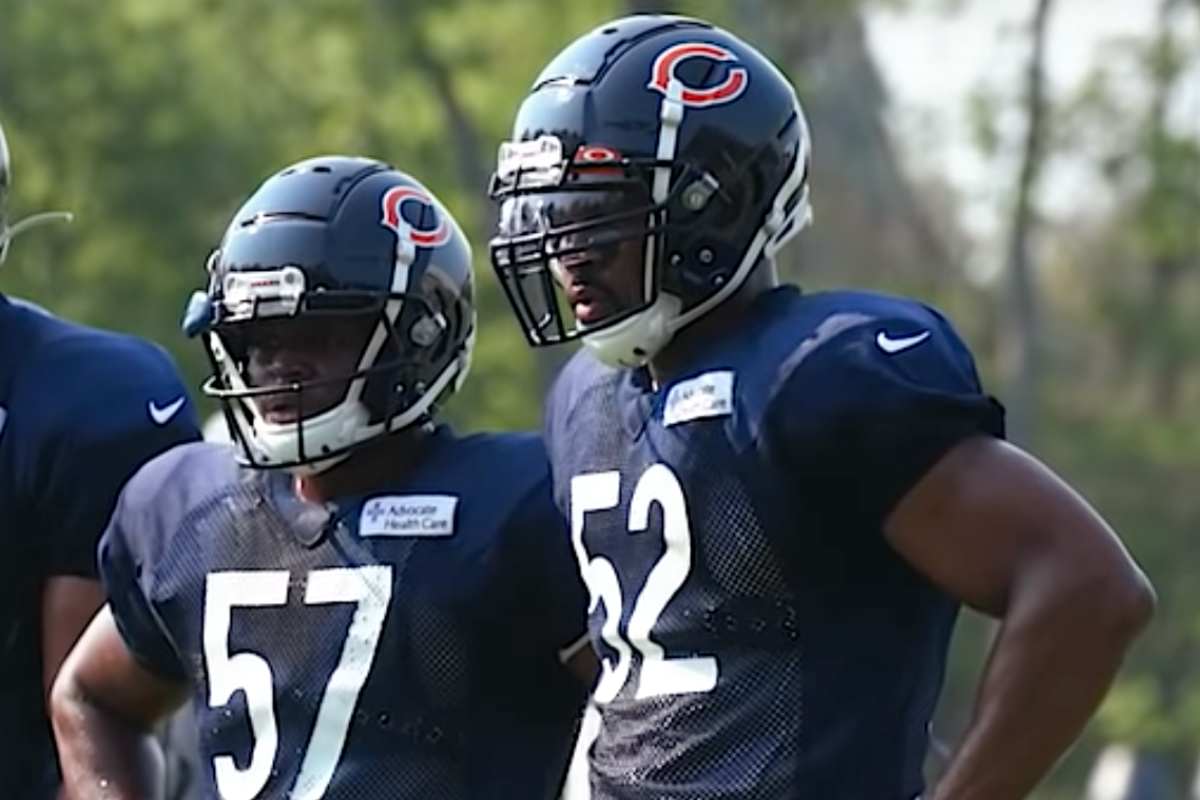 Khalil Mack's Little Brother is Carving His Own NFL Path