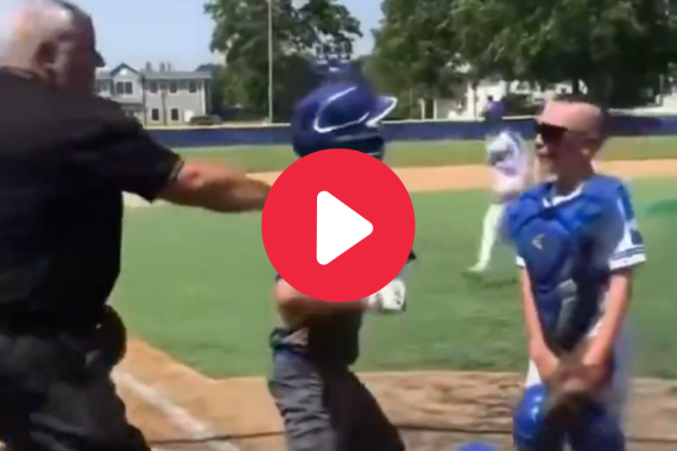 Little Leaguer Throws Punch at Catcher, Gets Ejected