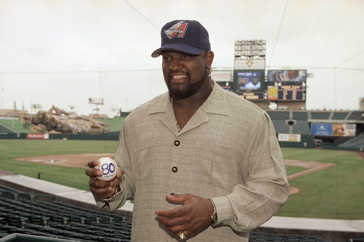 Mo Vaughn Made $100 Million in Baseball, But Where is He Now?