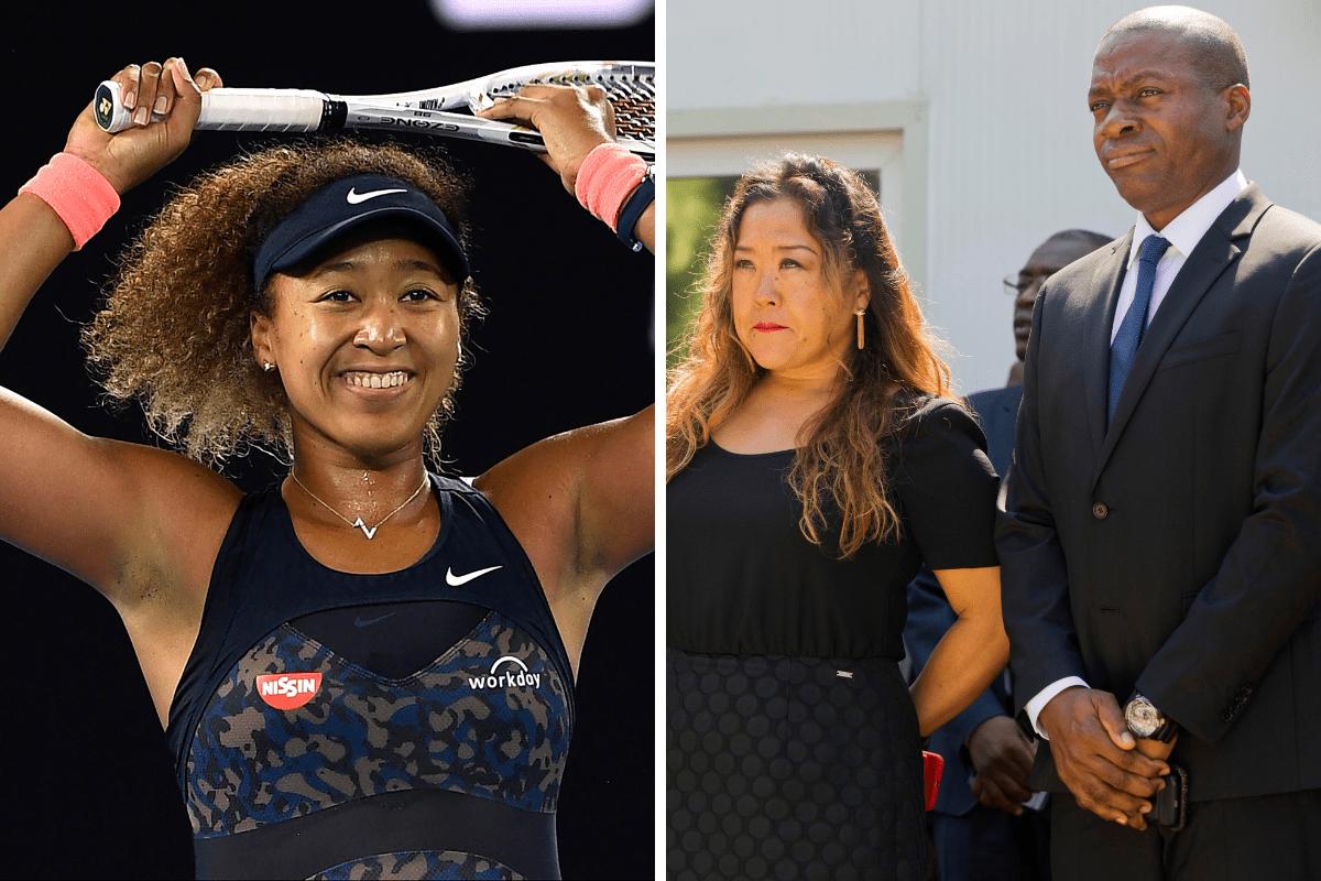 Naomi Osaka's Parents Helped Mold a Tennis Superstar