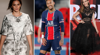 Neymar's Dating History is Filled With Supermodels & Playmates