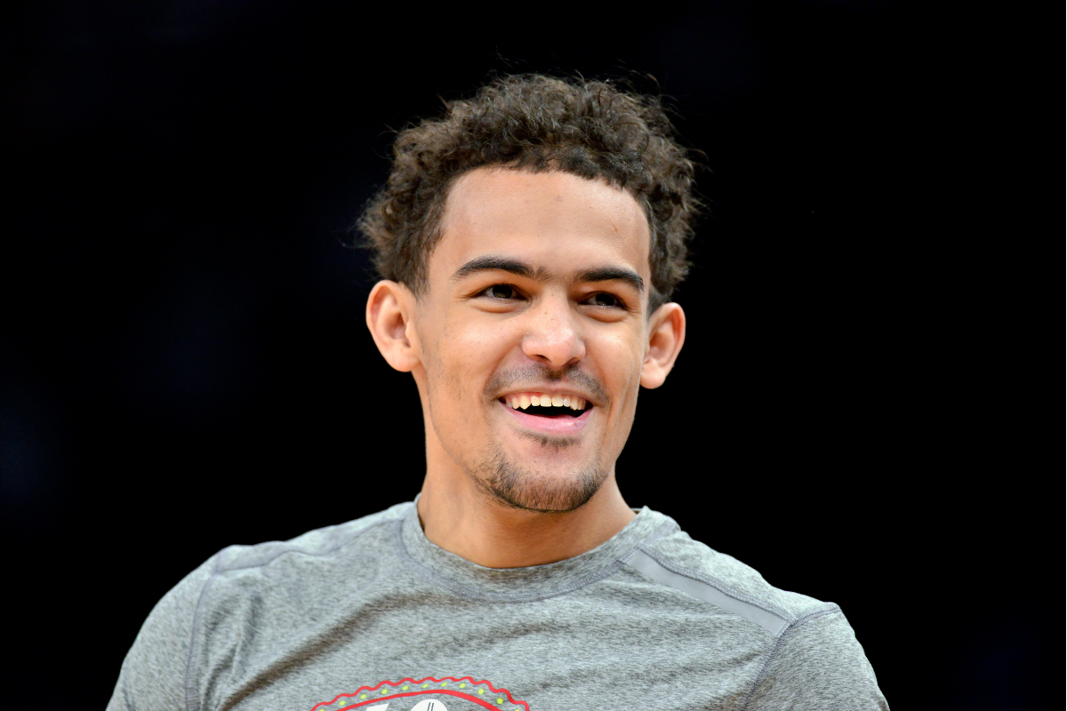 Trae Young's Girlfriend is a Former College Cheerleader