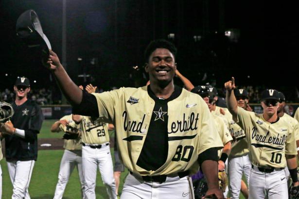 Kumar Rocker's Lights-Out Fastball Has MLB Teams Drooling