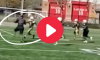 Youth Football Hit Helmet