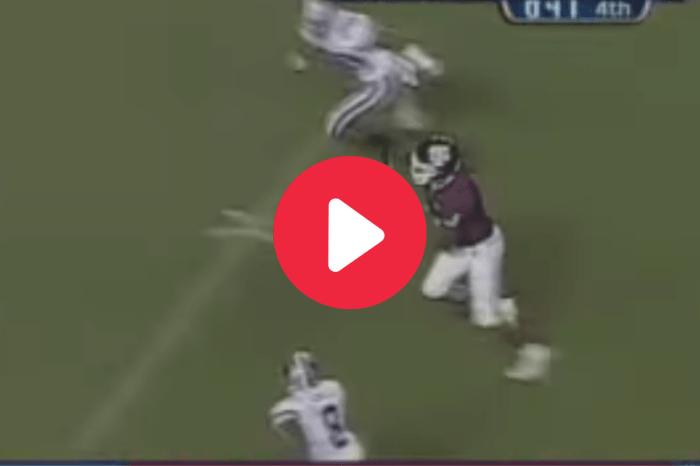 Reggie McNeal's 62-Yard TD Run Left K-State in the Dust