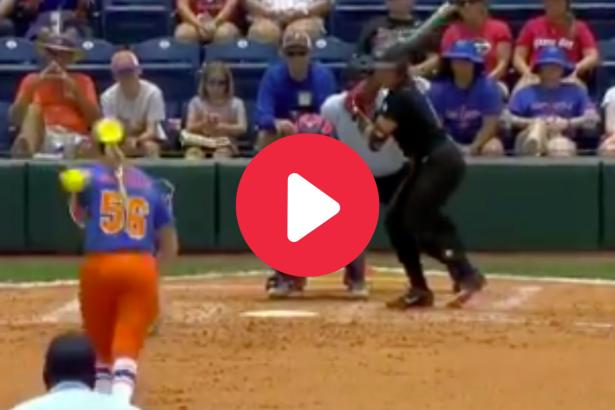 Sydney Kuma's Monster Home Run Crushed Florida's WCWS Dreams