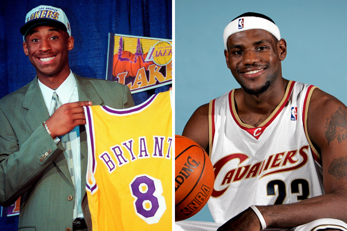 The 10 Best NBA Draft Classes Ever, Ranked